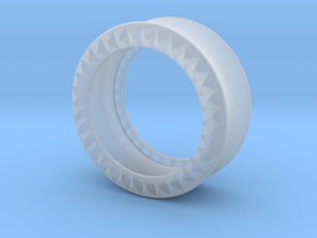 VORTEX9-26mm in Smooth Fine Detail Plastic