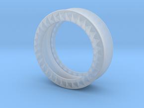 VORTEX9-32mm in Smooth Fine Detail Plastic