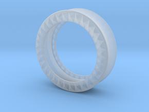 VORTEX9-35mm in Smooth Fine Detail Plastic