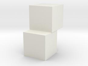 J2jm0njdq1vppumedt7s279112 58169182.stl in White Strong & Flexible