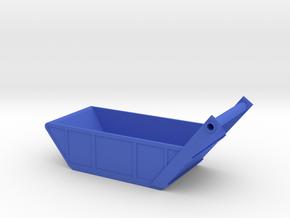 Bedding Box in Blue Processed Versatile Plastic
