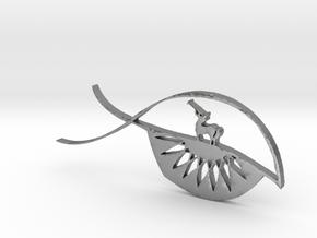 thirdeye in Natural Silver