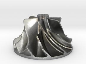 Turbo compressor in Natural Silver