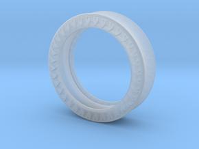 VORTEX10-37mm in Smooth Fine Detail Plastic