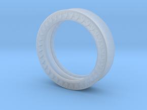 VORTEX10-41mm in Smooth Fine Detail Plastic