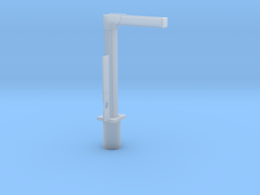 S-A-01 Indicator Bracket in Smooth Fine Detail Plastic
