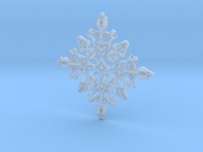 Star Wars Snowflake #1 in Smooth Fine Detail Plastic