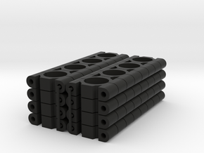 TKSO-1400-SET in Black Natural Versatile Plastic