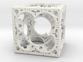 Mystic HyperMenger 2 in White Natural Versatile Plastic