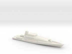 Armidale 1/3000 in White Natural Versatile Plastic