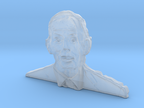 Tony Abbott Remembrance Stand  in Smooth Fine Detail Plastic