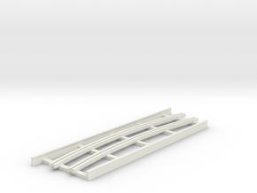 R-165-curve-2r-bridge-track-long-plus2-1a in White Natural Versatile Plastic