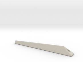 For iPhone Bumper 「truss」  Stand strap bar in Natural Sandstone