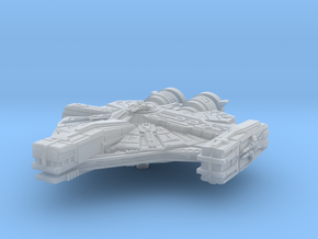 XS Light Freighter (Large) in Smooth Fine Detail Plastic