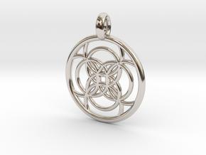 Amalthea pendant in Platinum