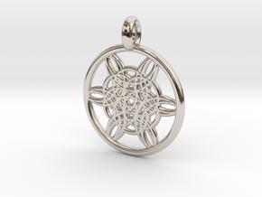 Helike pendant in Platinum