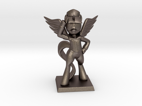 My Little Pony - Twilight CommanderEasyglider 20cm in Polished Bronzed Silver Steel