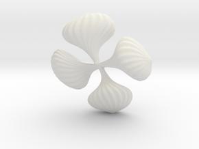 Premier Essai 2014-12-01 in White Natural Versatile Plastic