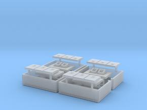 HO Stephens Railcar TGX Revolution Upgrade Kit in Smooth Fine Detail Plastic