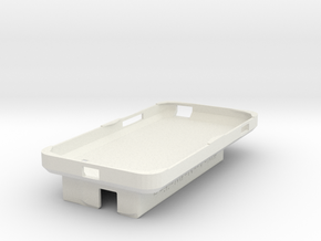 LG Nexus 4/Dexcom  Case - NightScout or Share in White Natural Versatile Plastic