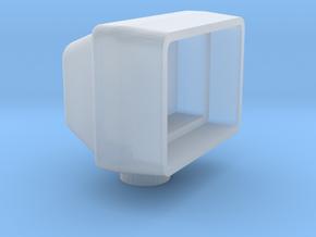Faretto in Smooth Fine Detail Plastic