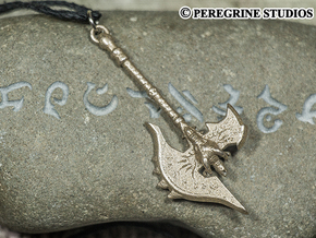 Pendant - Shadowmourne in Stainless Steel
