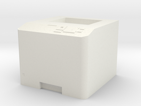 Printer (.05) in White Strong & Flexible