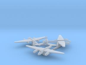 1/700 Tu-2 x3 (FUD) in Smooth Fine Detail Plastic