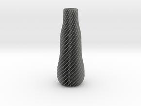 SPIRAL-01 in Metallic Plastic