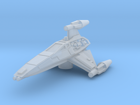 T-Wing 1/270  in Smooth Fine Detail Plastic