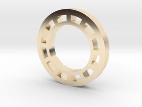 Provari P3 Ring in 14K Yellow Gold