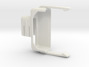 NightScout Case, Cable End - TTVJ in White Natural Versatile Plastic