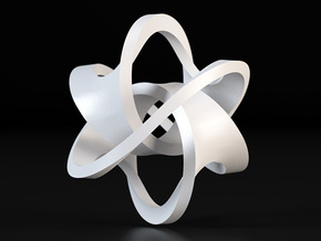 Soliton in White Strong & Flexible Polished