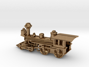Grant 4-4-0 for Cufflinks in Raw Brass