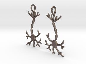 Neuron Earrings (Pair) in Stainless Steel