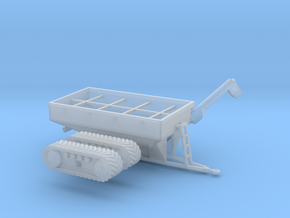 1:160/N-Scale Grain Cart On Tracks 1050 in Smooth Fine Detail Plastic