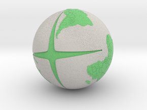 Xbox World in Full Color Sandstone