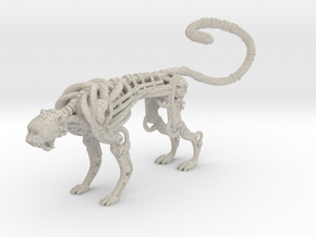 Cheetah-bot in Natural Sandstone