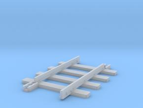 Big Big Train Track4bars in Smooth Fine Detail Plastic