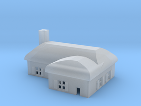 1/600 Village House 3 in Smooth Fine Detail Plastic