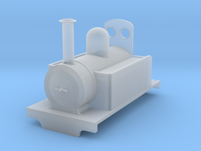 O9 Heywood 0-6-0T - For Graham Farish Chassis in Frosted Ultra Detail