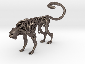 ~cheetah Whole 120% in Polished Bronzed Silver Steel