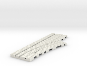 P-9-165st-right-point-1a in White Natural Versatile Plastic