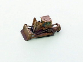 Armored Dozer Doobi 1/160 N Scale in Smooth Fine Detail Plastic