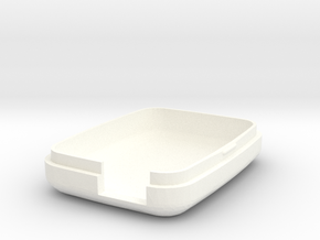MetaWear Cube Slim Bottom - Short in White Processed Versatile Plastic