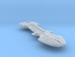 Rigellian (RPSA) Command Cruiser in Smooth Fine Detail Plastic