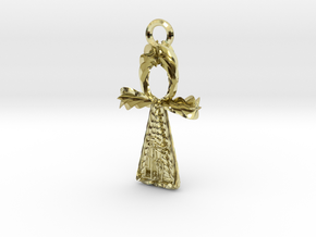 Ankh in 18k Gold