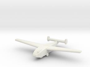 DFS-331 German Glider (1/600 Scale)-Qty.1 in White Natural Versatile Plastic