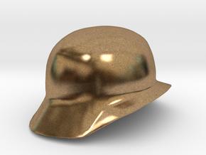 Kidrobot Dunny Helmet in Natural Brass