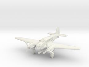Caproni Ca.314B 6mm 1/285 in White Natural Versatile Plastic